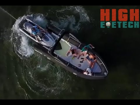 A New Generation Of Large Crew Boats 2017 |  Transform Your Jet Ski Into A Power Boat