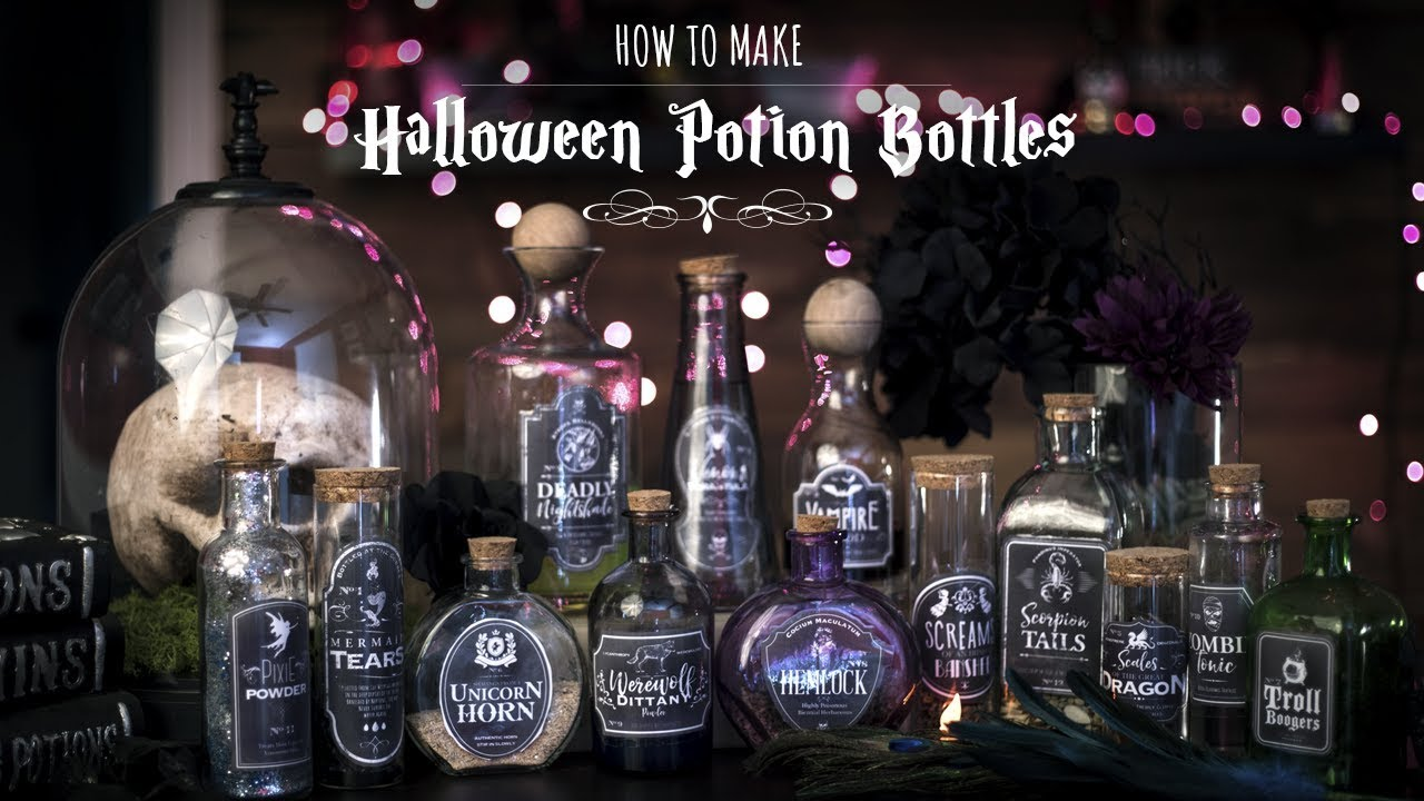 how to make heal potions