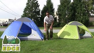 Mountainsmith 3-Season Tents : The Morrison 2 and the Genesee 4