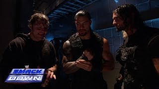 Despite friction, The Shield opted to remain united in the face of The Wyatt Family