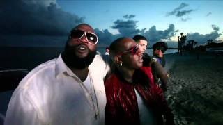 Rick Ross- Aston Martin Music (Behind the Scenes)