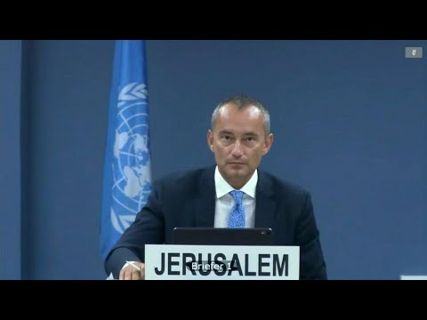 Israel-Palestine: Breakdown In Cooperation Over COVID, Putting Lives At Risk - Security Council
