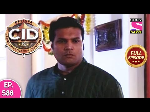 CID - Full Episode - 588 - 26th October, 2019