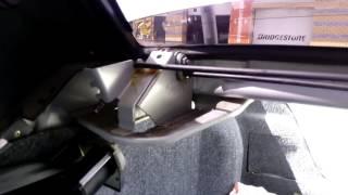 видео багажник ваз 2115