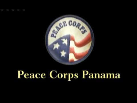 A Welcome Video for Peace Corps Volunteers in Panama