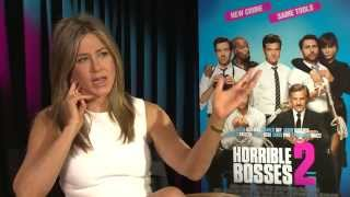 Horrible Bosses 2: Jennifer Aniston Exclusive Interview