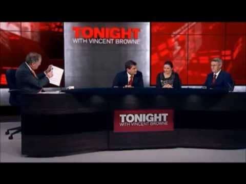 Tonight with Vincent Browne September 8 2014