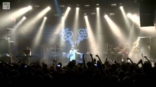 Woodkid - Iron (live in Prague)