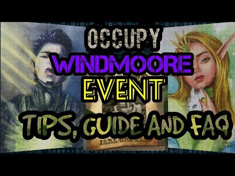 ARCANE LEGENDS: OCCUPY WINDMOORE EVENT!! TIPS, GUIDE AND FAQ ♥♡😍😘😄