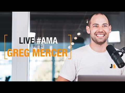 Live Q&A with Greg Mercer I August 18th 2017 I Ask us your top How to Sell on Amazon Questions