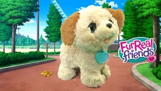 FurReal Friends Pax, My Poopin' Pup from Hasbro