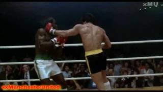 Rocky 3 Training eye of the tiger