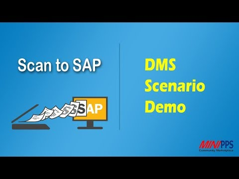 Scan to SAP