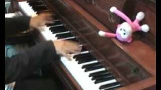 Video Aya's Theme - Wind God Girl (Piano Version) download MP3, 3GP, MP4, WEBM, AVI, FLV Juli 2018