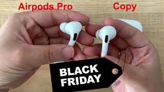 Black friday Fake Airpods Pro sale  30 MX PRO