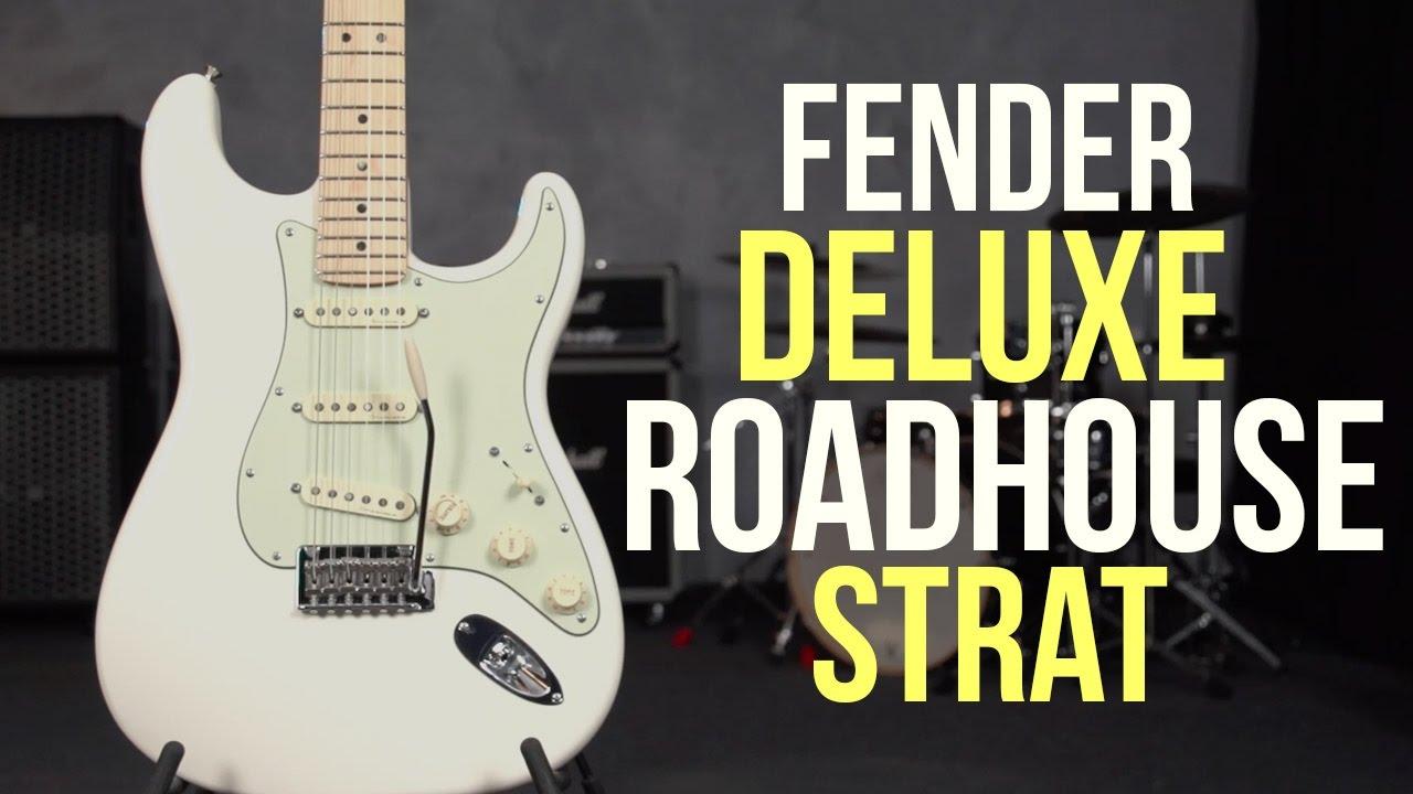Review: Fender Deluxe Roadhouse Stratocaster | Guitarworld