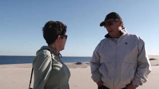 Hiking Dunes of Baja California