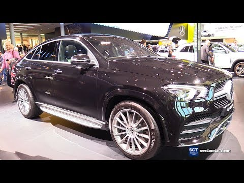 2019 Mercedes Benz GLE Class GLE 400d - Exterior Interior Walkaround - 2019 IAA Frankfurt Auto Show