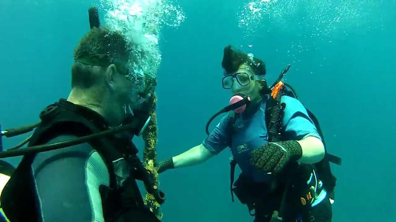 Wreck Dive Lena Bunbury