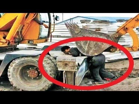 Ultimate Heavy Equipment Accident - Excavator Accident 😫😣