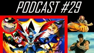 AH Podcast #29 Gatchaman + SuperHERO Anime