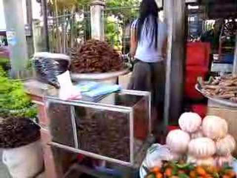 dac san Campuchia