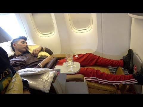 Review of AIR INDIA'S BUSINESS CLASS AIRPLANE SEAT   EXPECTED BETTER  ($5000)