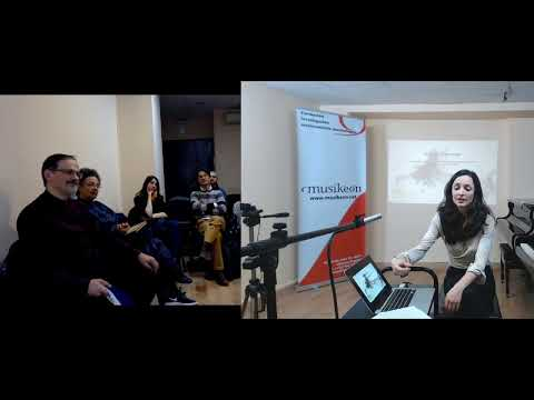 Musikeon Seminarios de investigación 2020 from YouTube · Duration:  2 hours 38 minutes 38 seconds