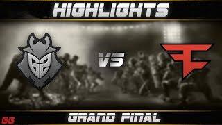 G2 Esports vs FaZe Clan | R6 Pro League S8 Finals Highlights
