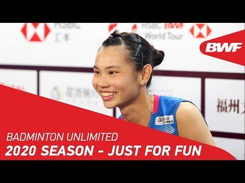 Badminton Unlimited 2020 | HSBC BWF World Tour Calendar - JUST FOR FUN | BWF 2020