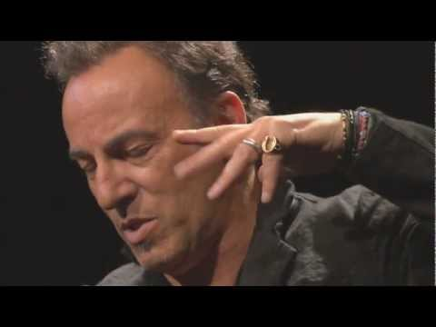 Bruce Springsteen discusses Wrecking Ball