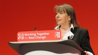 Teresa Pearce's speech to Annual Conference 2016