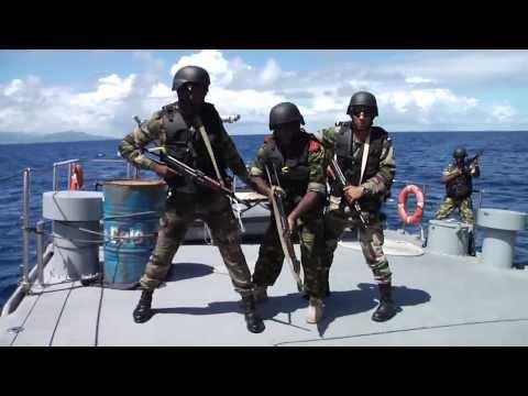 Counter Illicit Trafficking Vessel Boarding During Cutlass Express 2013