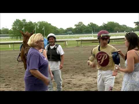video thumbnail for MONMOUTH PARK 5-26-19 RACE 10