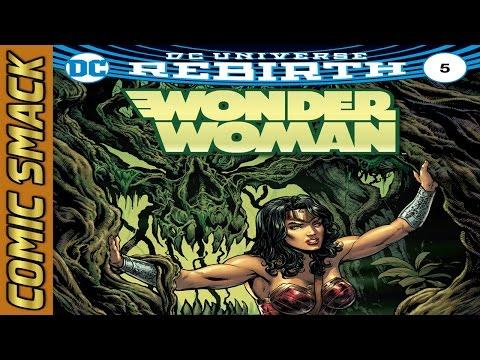 Wonder Woman #5 Comic Smack