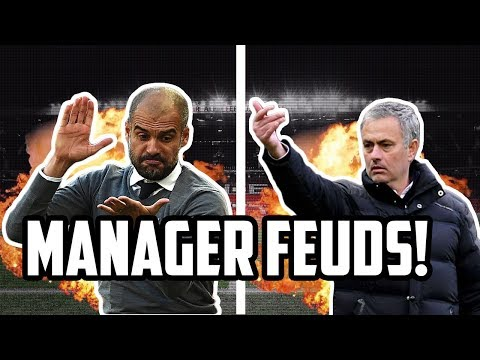 5 Most Bitter Managerial Feuds