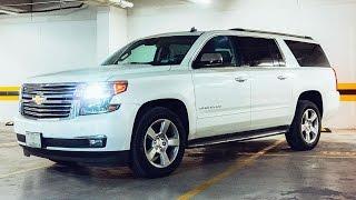Chevrolet Suburban 2015 a prueba