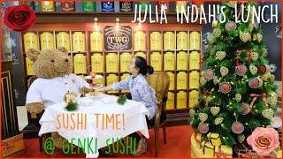 SUSHI TIME!!! Genki Sushi, Jakarta