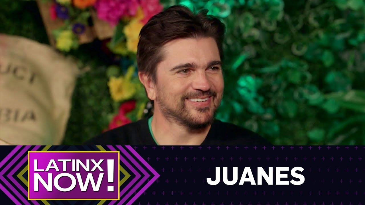 Juanes Discusses New Music, 10-Year Challenge & More | Latinx Now! | E! News