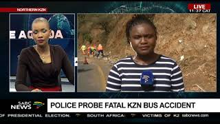 UPDATE: Police probe fatal KZN bus accident