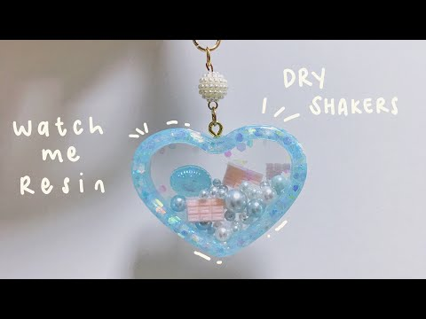 Watch me Resin Dry Shaker