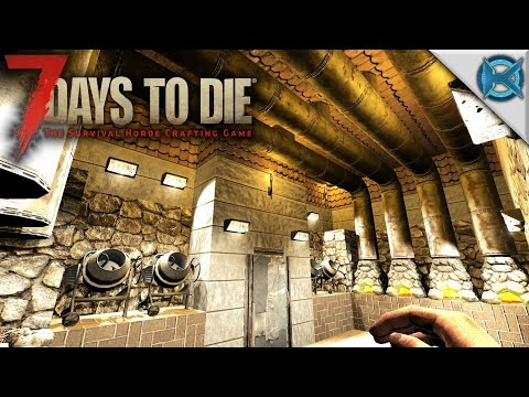 how to use the forge in 7 days to die