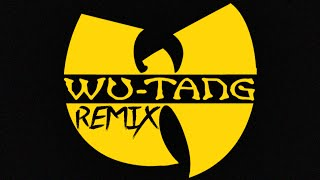 WU-TANG CLAN - C.R.E.A.M REMIX BEAT (INSTRUMENTAL) [PROD. BY ATTIC STEIN]