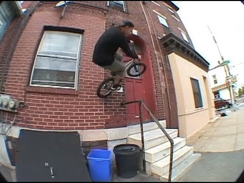 "BMX STREET - BRENDON REITH ""CHOCOLATE TRUCK"" PART"