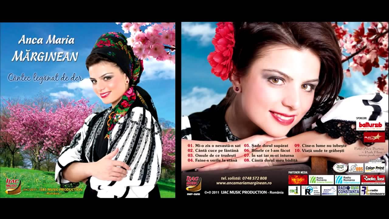 Download Anca Maria Marginean - Cantec leganat de dor