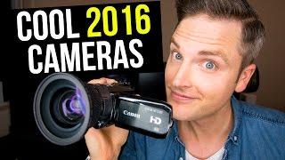 New 4k Cameras and 360 Cameras — CES Las Vegas Highlights