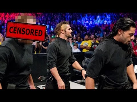 WWE REMOVES Dean Ambrose's Name From Shield Debut