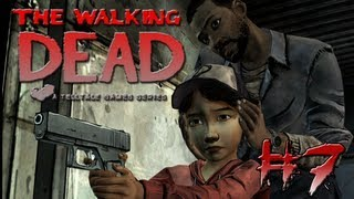 TRAINING CLEM!!! - The Walking Dead - Long Road Ahead PC Walkthrough Gameplay pt.7
