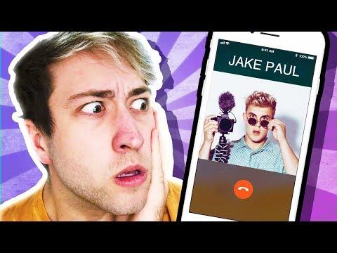 JAKE PAUL CALLED ME??