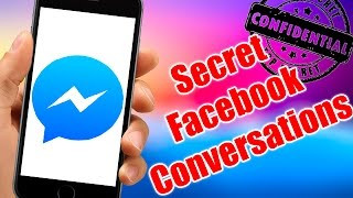 HOW TO Enable And Use Secret Conversations On Facebook
